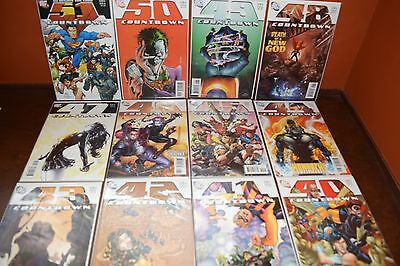 DC Comics Complete Countdown 51 Issues NM/VF+