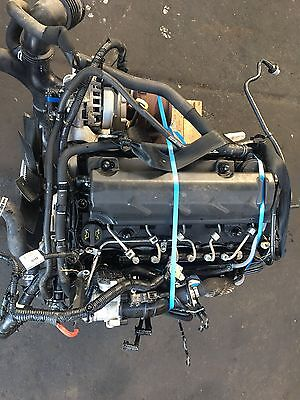 Ford Ranger 3.2L bare engine 2014