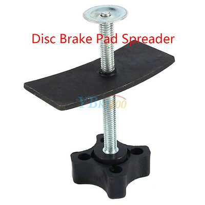 Brake Pad Spreader Installation Caliper Piston Compressor Car Repair Tool Disc