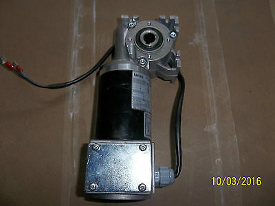 Lenze Gear Motor 24V