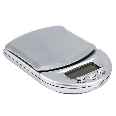 Digital Weight Pocket Scale 500g Gram Precision LCD Jewelry Electronic
