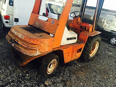 Forklift Manitou Series 2