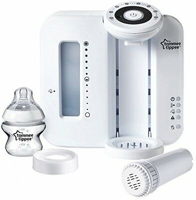 Tommee Tippee Fresh Bottle Maker Perfect Prep Machine Formula Milk Closer Nature