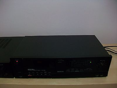 Rotel Stereo Cassette Deck Rd-850