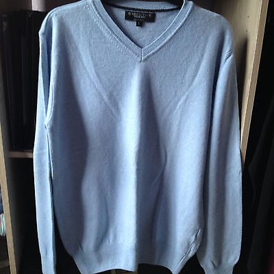 Pull col V Homme taille L