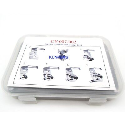 FIT FOR Juki Brother Singer Con SEWING MACHINETABLE PIN #41400T 5PCS