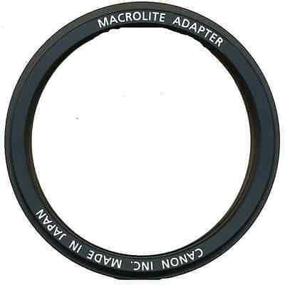 Canon Macrolite Adapter 58C to fit Canon MR14  & MT24 Ringlite- Free Delivery