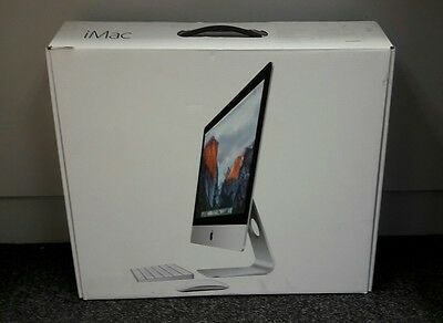 "Apple iMac A1418 21.5"" Desktop - MK442B/A (October, 2015) Hyd69470^*"