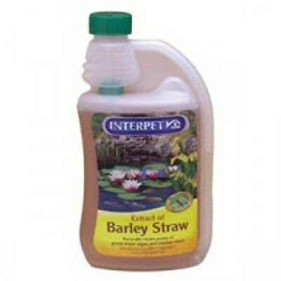 Blagdon EXTRACT OF BARLEY STRAW 250ml, Treats 1818.4 Litres Per 100ml *UK Brand