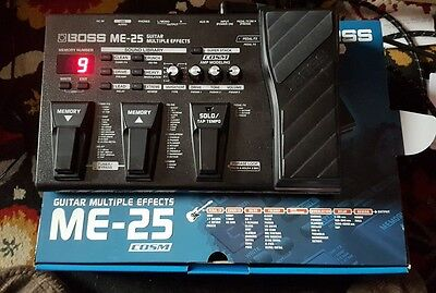 BOSS ME-25 Multi effects
