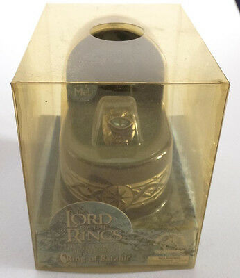 Lord of the Rings: Ring of Barahir, Applause Light-Up Box Replica NIB a