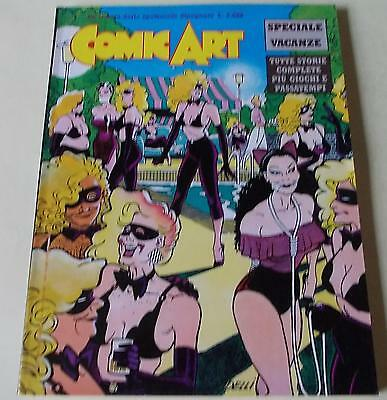 COMIC ART SPECIALE VACANZE supplemento al nr. 46 del 1988