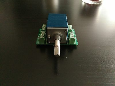Alps RK27 10K 4 Channel balanced Potentiometer with board and connectors