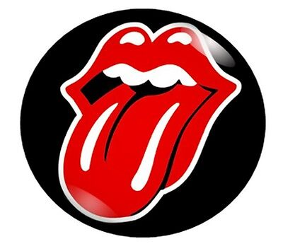 1 SPILLA - N.15 - PINS - 25 MM - The Rolling Stones