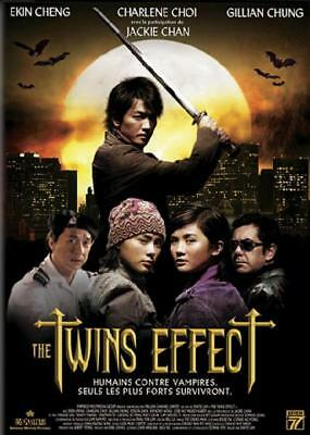 The Twins Effect DVD NEUF SOUS BLISTER