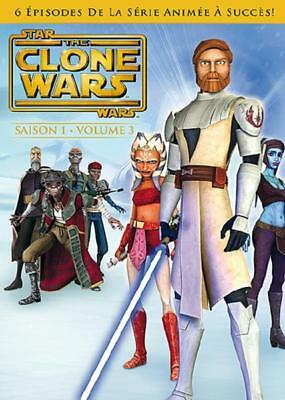 Star Wars The Clone Wars Saison 1 Volume 3 DVD NEUF SOUS BLISTER