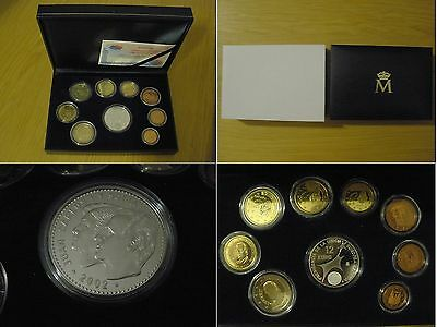 Spagna Divisionale 2002 Proof + 12 €