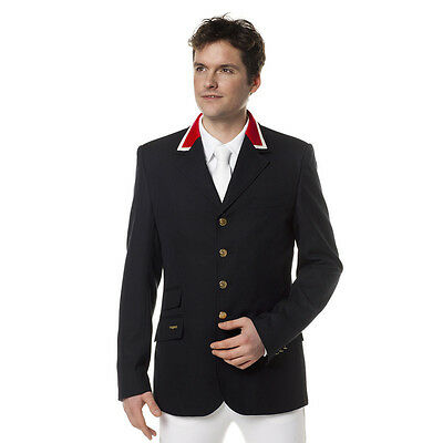 Kingsland Classic Mens Riding Show Jacket - Navy (MSH-CV-131) RRP £389.99 SALE