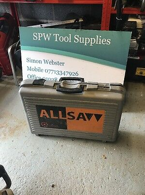 arbortech As170 Allsaw  Brick Saw Lot 2