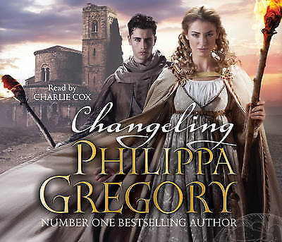 Changeling: Order of Darkness by Philippa Gregory (CD-Audio, 2012) NEW
