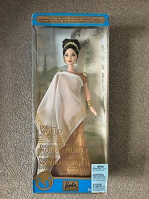 Barbie Dolls of the World Princess of Ancient Greece NRFB
