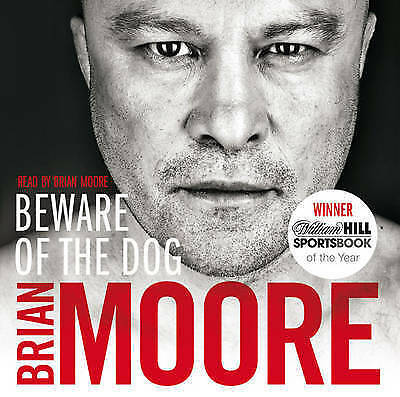 Beware of the Dog by Brian Moore (CD-Audio, 2011) NEW