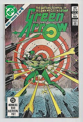 Green Arrow #1 (1983 Limited Series) : Fine 6.0 : First Print