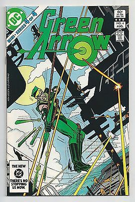 Green Arrow #4 (1983 Limited Series) : Very Fine 8.0 : First Print