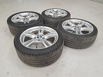 """Genuine BMW 3 and 4 Series 18"""" M-Sport Wheels And Tyres"""