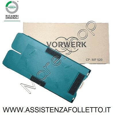 Piastra Supporto Panni Originale Vorwerk Folletto Lava Pavimenti Pulilava Sp 520