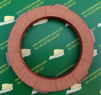 Lambretta Sx  Readspeed Supergrip 4 Plate Clutch Kit