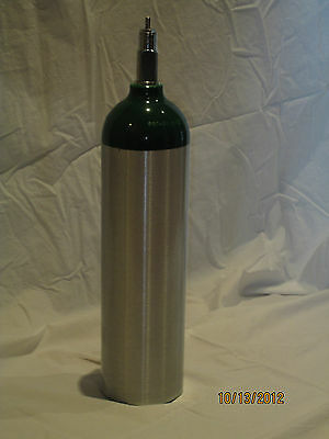 D SIZE OXYGEN CYLINDER.    OXYGEN TANK  (2016 manufacture date)