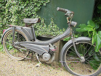 Mobylette Moped Early Model French