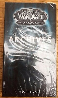 WoW TCG World of Warcraft -  Archives Booster Pack (english) - UK
