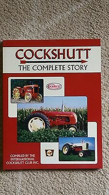 Cockshutt: The Complete Story paperback book