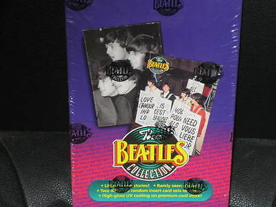 1993 Beatles River Group Trading Cards Complete Set Of 220 Cards, Mint !!!!