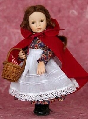 dolls by pauline Little Red Riding Hood -limited edition 392/500