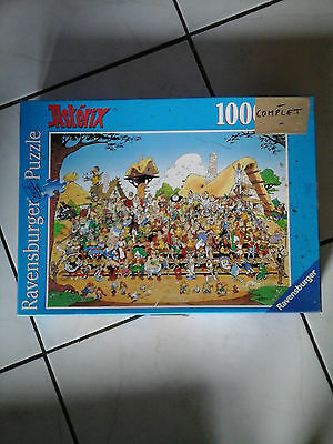 Puzzle 1000 Pieces Asterix Photo De Famille Ravensburger