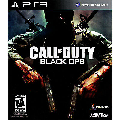 Call of Duty: Black Ops PS3 [Factory Refurbished]