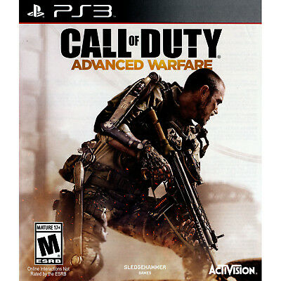 Call of Duty: Advanced Warfare PS3 [Factory Refurbished]