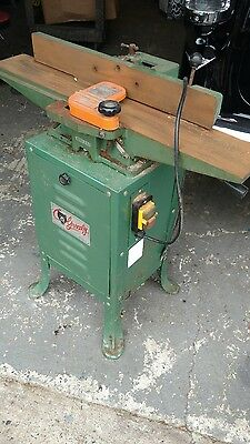 Grizzly Jointer Planer wood working equipment