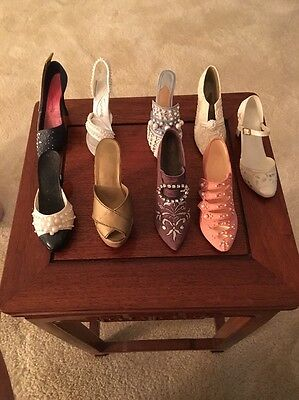 HUGE LOT OF (9)Just the Right Shoe Shoes LOT Plus (2) Other Shoes For Total (11)