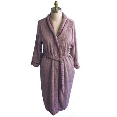 Catherine's Plush Robes -Purple- Case of 24pcs.