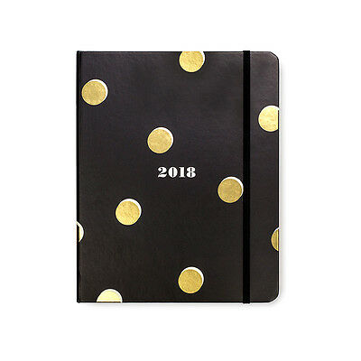 KATE SPADE - 2017- 2018 Agenda - Planner - Scatter Dot - Large