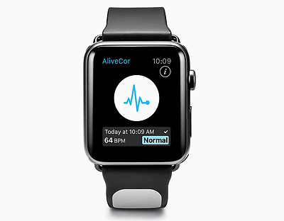 Kardia BAND for Apple Watch – Mobile ECG 42mm