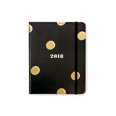 KATE SPADE - 2017- 2018 Agenda - Planner - Scatter Dot - Medium