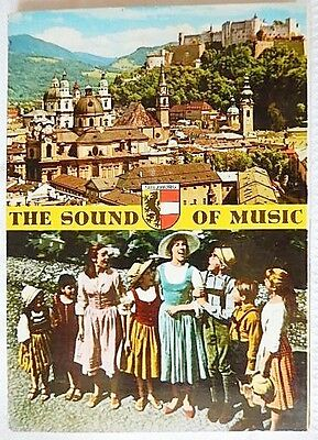 12 Photographs Postcards Book Sound of Music Filming Locations Salzburg Austria