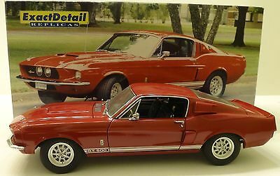 Exact Detail by Lane 1:18 1967 Shelby G.T. 500 #705