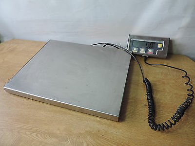 Jennings J-Ship 332 Lb Bench / Shipping / Postal Scale 150kg Capacity!