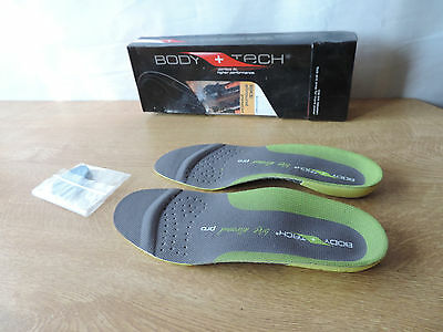 Body Tech Bike All Round Pronation Insoles Special Sports Summer UK 6/6.5